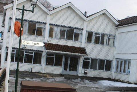 ØYA: I Trykkerigården i Brevik er det planer om omregulering til leiligheter.