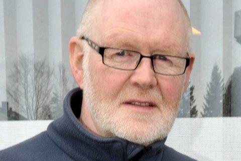 Robert Bjugn, daglig leder Rana Turistforening