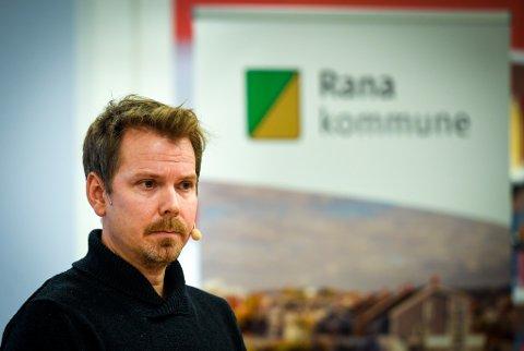 En positiv prøve registrert i Rana kommune er ingenting å bli urolig for, sier kommuneoverlege Frode Berg. Prøven gjelder ikke en ranværing, og den er heller ikke tatt i Rana. Bildet er tatt ved en tidligere anledning.