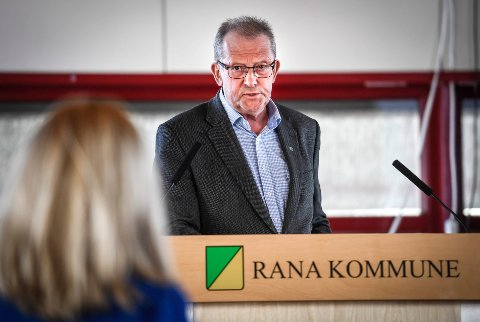 Johan Petter Røssvoll (Sp) håper fortsatt på en løsning når det gjelder toalettforholdene ved inngangen til blant annet Marmorslottet.