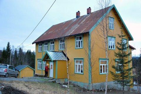 Søndagsmiddag på gammelskolen i Bleikvassli 16. august, helt på tampen av Villmarksveiuka,  er et av de mange arrangementene som har oppstart 8. august.