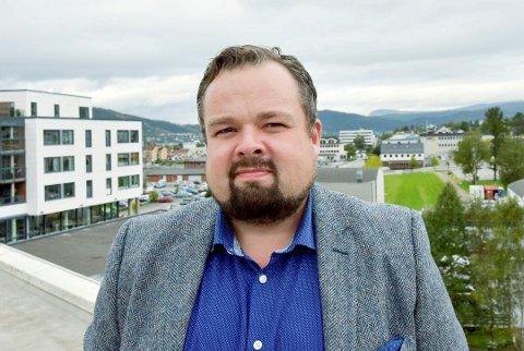 ADMINISTRERENDE DIREKTØR: Ole Kolstad i Rana utvikling, kommunens næringsetat.