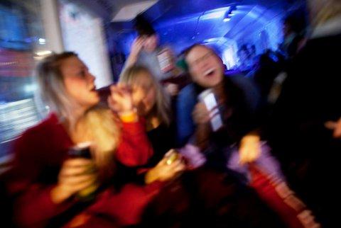 Russen er løs: Det meldes om mye klager på russen i Innlandet natt til mandag.
