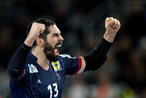 ENORM STJERNE: Nikola Karabatic er noe så uvanlig som et håndball-navn de absolutt aller fleste kjenner til. Den franske stjernespilleren har også en lønn som matcher CV'en, og tjener rundt 13 millioner kroner i året.