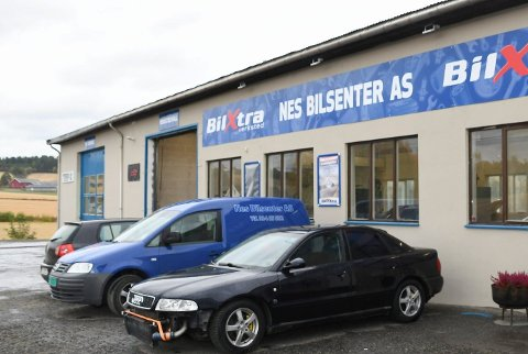 NYTT STYRE: Marius Fossheim har fratrådt som styremedlem i Nes Bilsenter AS.
