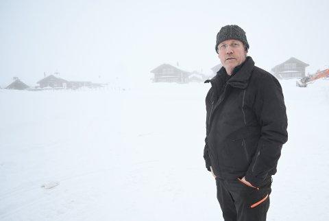 – Jeg er  veldig bekymret, men håper inderlig at han kommer til rette, sier Hellik Kolbjørnsrud på Tempelseter. Han snakket med den savnede mannen da han la ut på skituren.