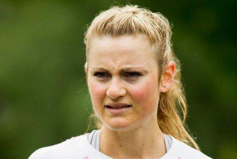 Lillehammer  20150807. Martine Ek Hagen etter langrennslandslagets trening på Lillehammer fredag morgen. Foto: Vegard Wivestad Grøtt / NTB scanpix