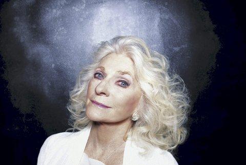 Judy Collins: Hun oppdaget folkmusikken som 15-åring og startet artistkarrieren 19 år gammel – i 1959. Nå er hun klar for konserter i Norge, blant annet på Jessheim.  Foto: Handout/NTB kultur