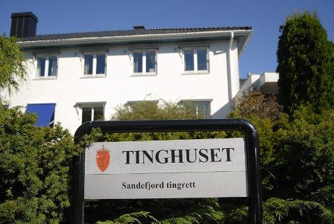 Kvinnen ble dømt, men fikk ingen straff i Sandefjord tingrett.