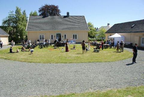 Åpen dag: Foreningene i Pukkestad gruppen ønsker alle velkommen til en dag med underholdning og aktiviteter. Arkivfoto