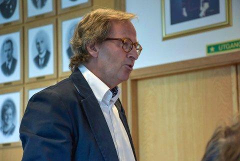 NÆRINGSUTVIKLER: Rolf-Henning Blaasvær bor fremdeles i Sandefjord, men bruker mye av arbeidshverdagen til prosjektutvikling på Nordvestlandet.