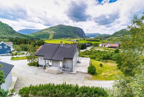 På Rettedal på Forsand finner du den boligen med lavest kvadratmeterpris i Sandnes kommune.