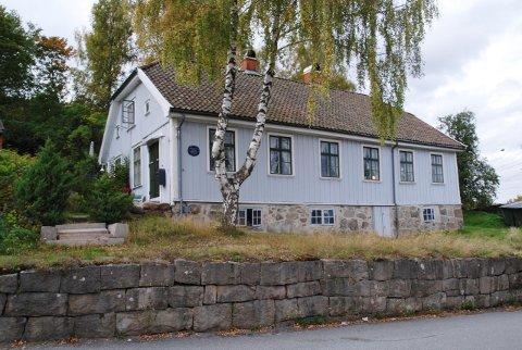 GELNGSGATA 1: Torsdag avholder Borgarsyssel Museum sitt første av tre foredrag med temaer hentet fra museets årbok.