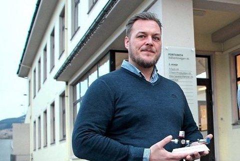 LØSNING: Daglig leder Jan Wessel i Titech AS jobber hardt for å finne en løsning, etter at selskapet er slått konkurs. Arkivfoto