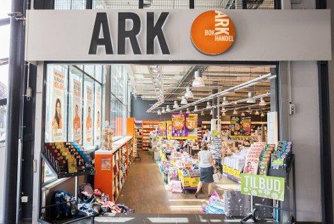 Ledelsen i ARK Bokhandel AS kjenner seg ikke igjen i Bjørn Mellebys pressemelding om at kjeden boikotter boksigneringer med Hege Storhaug. Foto: Berit Roald / NTB scanpix