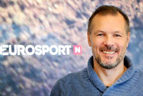 Kan få opptur: Kjetil Rekdal mener det fortsatt er mulig å kjempe om medalje for Odd. Noen nedrykksstrid tror han ikke på. foto: Eurosport norge