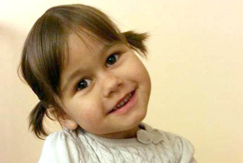 ET HALVT HJERTE: Ingeborg ble født med et halvt hjerte, men har bedre livskvalitet enn legene forespeilet. En dag vil hun trenge et nytt hjerte, men ingen vet når. FOTO: PRIVAT