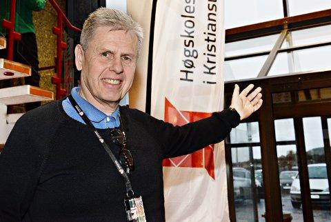 - Vi opplever nå at flere unge studenter flytter hit til regionen for å gå på et samlingsbasert studium, sier daglig leder Jøran Gården ved Høgskolesenteret i Kristiansund.