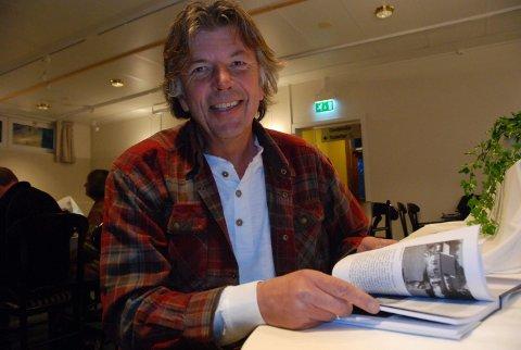 Vidar Thorbjørnsen Foto: Kristin Bjørntvedt