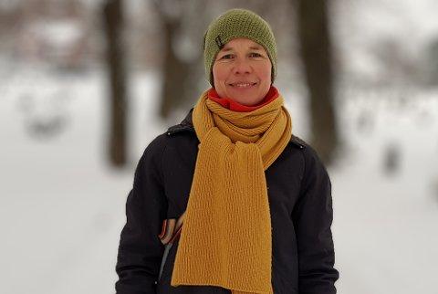 HARD JOBB: Innen 2030 skal Tønsberg kommune ha kuttet 60 prosent av utslippene. Klimarådgiver Hanna Fossen-Thaugland håper på mye engasjement rundt klimasatsingen.