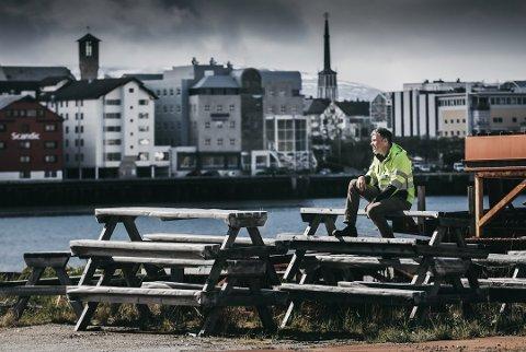 BEKREFTER PERMITTERINGER: Administrerende direktør Kurt Kristoffersen på Papp Bomek AS. industri bekrefter at ansatte skal permitteres. Foto: Foto: Tom Melby