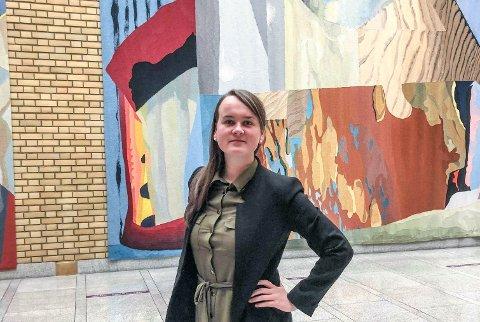 Nytt verv: Utflytta øystreslidring Marit Knutsdatter Strand er valgt inn som en av to stortingspolitikere i det nye styret for Norsk ressurssenter for klassisk musikk, driftselskapet bak Valdres sommersymfoni.