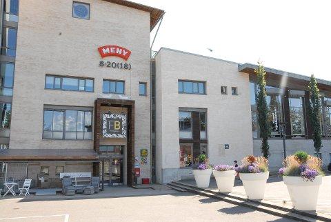 MISTER BUTIKK: Haust-kjeden er konkurs og butikken i Larvik stenger.