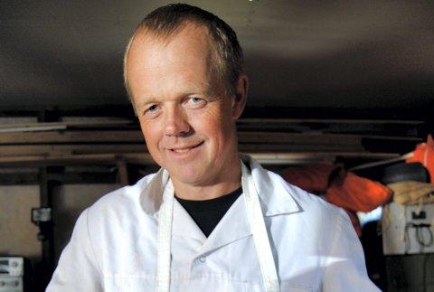 FrP-sjefen: Lasse Botten er gjenvalgt som leder av Fremskrittspartiet i Frogn. Foto: Arkiv