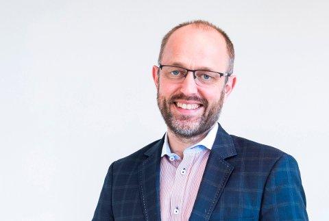 Mads Yngve Storvik er ansatt som ny administrerende direktør og sjefredaktør i NTB.