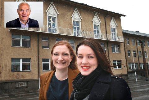 Etter valget i 2015 var alt fryd og gammen mellom ordfører Ida Pinnerød (Ap) og varaordfører Synne Bjørbæk (Rødt). Nå er det steile fronter mellom de to.