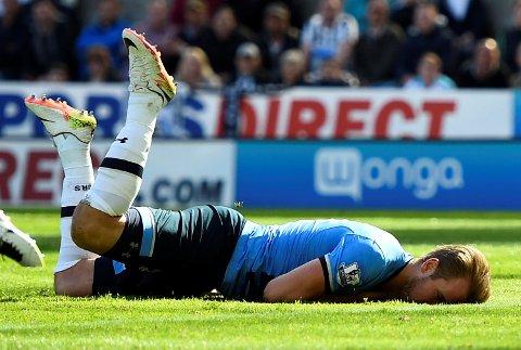 arry Kane og Tottenham gikk på en real smell i serieavslutningen da de tapte 1-5 mot Newcastle. Kane kan trøste seg med toppscorertittelen i ligaen.