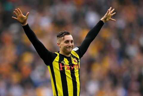 Watford og Gerard Deulofeu har et godt tak på bunnlagene. (AP Photo/Tim Ireland)