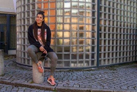 Kristin Gjelsvik (34) er klar for «Skal vi danse» og sin paso doble lørdag.