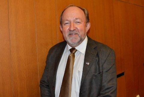 Uenig: Hans Kristian Sveaas