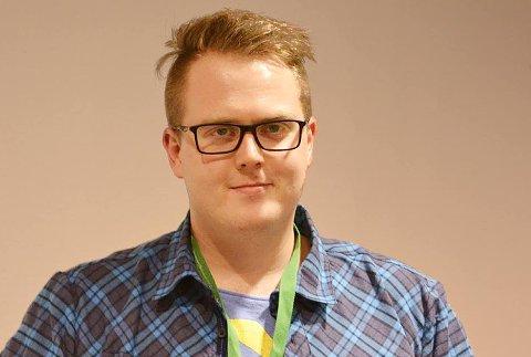 Magnus Weggesrud er valgt til Buskerud Senterungdoms ungdomskandidat ved stortingsvalget i 2017.