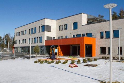 ÅPNER SNART: Nybygget på Eikertun åpner snart dørene og tas i bruk i løpet av april.