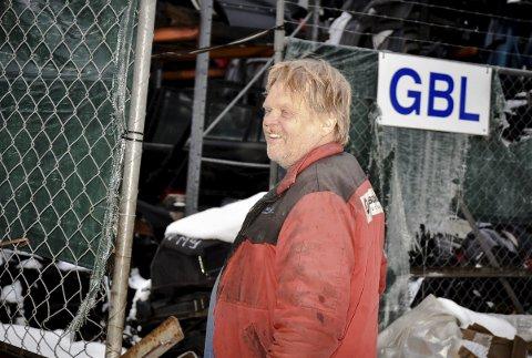 – 98 PROSENT SEIER: Leif Arne Wego Rolfstad mener at de har langt større grunn til å være fornøyd enn kommunen.