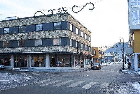 MÅ STENGE: Fredrik Agerup skriver i dette innlegget at det eneste rette er å stenge Arbeidergata i Mjøndalen.