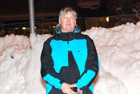 NOMINERT: Arne Ihle Skuterud er nominert som en av seks kandidater til årets ildsjelpris i Buskerud idrettskrets.