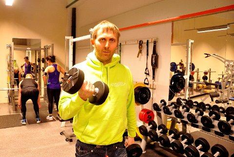 STØRST I BRANSJEN: Knut Ole Kopland og hans Gym2000 blir det største selskapet i bransjen etter fusjonen med BM Fitness i Trondheim.