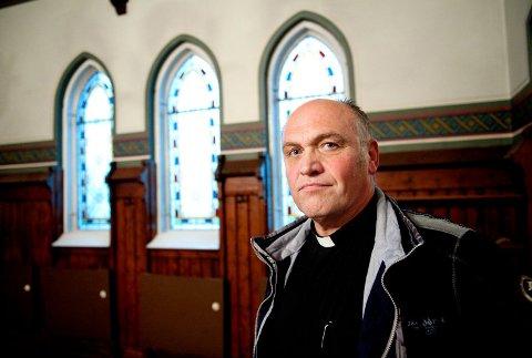 NY BISKOP: Domprost Jan Otto Myrseth i Bergen har fått ny jobb. Foto: