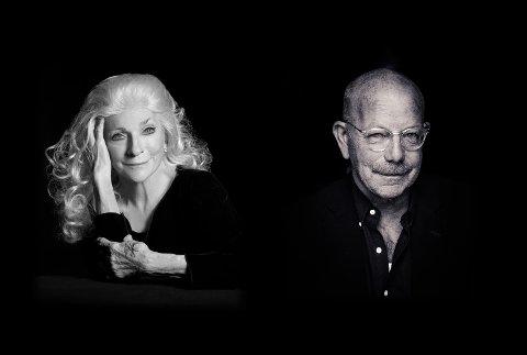 STOR STJERNE: Judy Collins kommer til Modum kulturhus sammen med Jonas Fjeld.