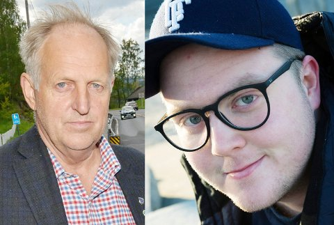 FIKK PLASS: Olav Skinnes fra Krødsherad og Magnus Weggesrud fra Hokksund er to av 87 representanter i det nye fylkesstyret i Viken.