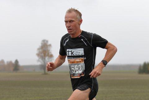 KLAR VINNER: Kristen Aaby ble en klar vinner da løpeorganisasjonen Kondis skulle kåre årets langdistanseløpere for 2019.