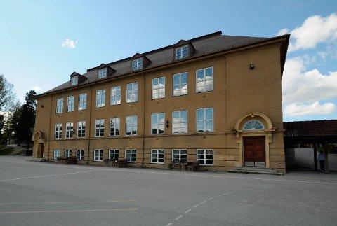 KARANTENE: Én klasse, samt flere ansatte, ved Stalsberg skole er i karantene i jula, etter at én elev har testet positivt for korona.
