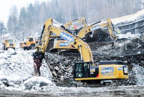 SAMFERDSEL: Hæhre entreprenør håper å få kontraktene med Statens vegvesen om å bygge undersjøisk tunell nord for Stavanger og europavei mellom Molde og Trondheim.
