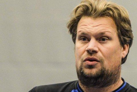 TILBAKE I VIKERSUND: Glenn Ruud-Andersen.