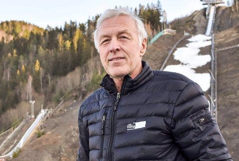 NYTT SELSKAP: Odd Brantenborg blir styreleder i nystartede Tyrifjord Hytta AS.