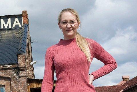 TREDJEPLASS: Marlene Ranheim Paulsen sikret tredjeplass og bronse i NM i hudpleie torsdag.