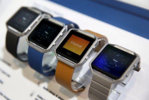 Fitbit er blant treningsarmbåndene som Forbrukerrådet klager inn til Datatilsynet.